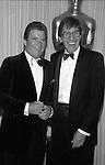 William Shatner, Leonard Nimoy, Star Trek , Academy Awards 1987.