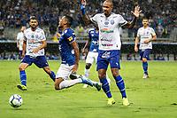 Belo Horizonte (MG), 28/11/2019 - Cruzeiro-CSA -Alan Costa e Pedro Rocha - APartida entre Cruzeiro e CSA, válida pela 35a rodada do Campeonato Brasileiro no Estadio Mineirão em Belo Horizonte nesta quinta feira (28)