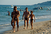 Bulgarien, Albena, Strand