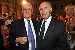 CESARE ROMITI E PAOLO MIELI AL PREMIO STREGA 2010