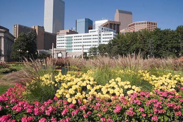 Civic Center Park, Denver, Colorado, USA John offers private photo tours of Denver, Boulder and Rocky Mountain National Park.