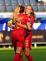 2020.09.18 Belgium - Romania
