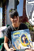 Ladi6 – New Album Launch at Death Ray Records, Newtown, Wellington, New Zealand on Thursday 15th August .<br /> Photo by Masanori Udagawa.<br /> www.photowellington.photoshelter.com