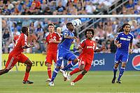 Kansas City Wizards vs Toronto FC July 31 2010