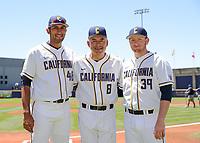 Cal Baseball vs TCU, May 20, 2017