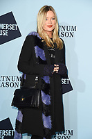Laura Whitmore<br /> arriving for the Skate at Somerset House 2017 opening, London<br /> <br /> <br /> ©Ash Knotek  D3351  14/11/2017
