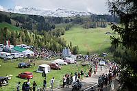 Andrey Zeits (KAZ/Astana) coming up<br /> <br /> stage 15 (iTT): Castelrotto-Alpe di Siusi 10.8km<br /> 99th Giro d'Italia 2016
