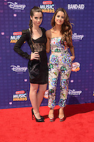 LOS ANGELES - APR 29:  Vanessa Marano, Laura Marano at the 2016 Radio Disney Music Awards at the Microsoft Theater on April 29, 2016 in Los Angeles, CA
