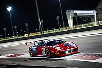 #88 DRAGON RACING (ARE) FERRARI 488 GT3 GT GENTLEMEN JOHN HARTSHORNE(GBR) OLLIE HANCOCK (GBR) DAVID PEREL (RSA) GREG CATON (GBR)