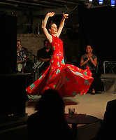 Flamenco art of dance at the southernCharlottesville, Va. Credit Image: © Andrew Shurtleff