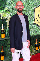PACIFIC PALISADES, CA, USA - OCTOBER 11: TJ Barack arrives at the 5th Annual Veuve Clicquot Polo Classic held at Will Rogers State Historic Park on October 11, 2014 in Pacific Palisades, California, United States. (Photo by Xavier Collin/Celebrity Monitor)