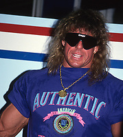 Ultimate Warrior 1991<br /> Photo By John Barrett/PHOTOlink