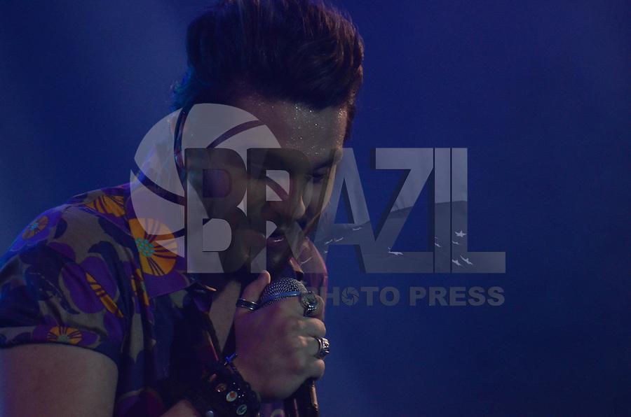 PENHA, SC, 29.12.2016 - FESTIVAL-SP  - O cantor Luan Santana durante apresentação no Festival Villa Mix no parque Beto Carrero World na cidade de Penha nesta quinta-feira, 29. (Foto: Eduardo Martins/Brazil Photo Press)