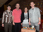 James Murray 21st Birthday