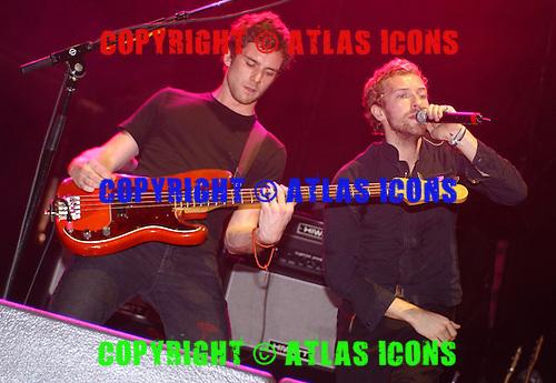 Coldplay; Chris Martin;.Photo Credit: Eddie Malluk/Atlas Icons.com