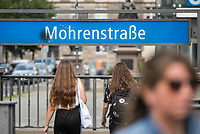 2020/07/14 Berlin | Mohrenstrasse | Umbenennung