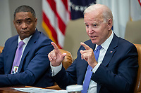 Joe Biden Discusses Bipartisan Infrastructure Framework