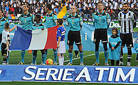 2015/11/22 Udinese vs Sampdoria