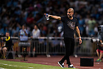 Manchester City Manager Pep Guardiola during the match against Borussia Dortmund at the 2016 International Champions Cup China match at the Shenzhen Stadium on 28 July 2016 in Shenzhen, China. Photo by Victor Fraile / Power Sport Images