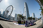 Alex Lynn of Great Britain from DS Virgin Racing competes in the Formula E Qualifying Session 2 during the FIA Formula E Hong Kong E-Prix Round 2 at the Central Harbourfront Circuit on 03 December 2017 in Hong Kong, Hong Kong. Photo by Victor Fraile / Power Sport Images