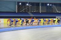 SCHAATSSPORT: HEERENVEEN: IJsstadion Thialf, 19-06-2018, Topsporttraining Zomerijs, ©foto Martin de Jong