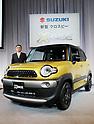 Suzuki Motor introduces XBEE in Tokyo