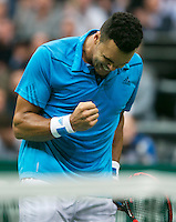 10-02-14, Netherlands,Rotterdam,Ahoy, ABNAMROWTT, Jo-Wilfried Tsonga(FRA<br />