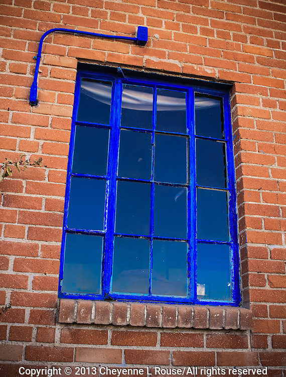 Brick and Blue - Arizona