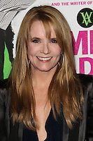 """LOS ANGELES, CA - FEBRUARY 04: Lea Thompson at the Los Angeles Premiere Of The Weinstein Company's """"Vampire Academy"""" held at Regal Cinemas L.A. Live on February 4, 2014 in Los Angeles, California. (Photo by Xavier Collin/Celebrity Monitor)"""