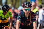 Pauline FERRAND-PREVOT of Canyon SRAM Racing after the 2018 La Flèche Wallonne Fèminine race, Huy, Belgium, 18 April 2018, Photo by Pim Nijland / PelotonPhotos.com | All photos usage must carry mandatory copyright credit (Peloton Photos | Pim Nijland)