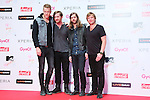Imagine Dragons, Jun 22, 2013 : MTV VMAJ (VIDEO MUSIC AWARDS JAPAN) 2013 at Makuhari Messe in Chiba, Japan. (Photo by AFLO)
