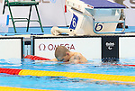 Nathan Stein, Rio 2016 - Para Swimming // Paranatation.<br /> Nathan Stein swims in the men's 50m free finals // Nathan Stein nage dans la finale du 50 m libre masculin. 09/09/2016.