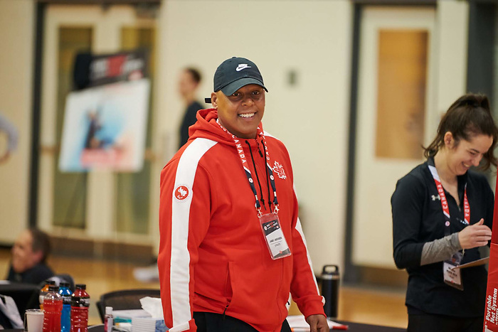 MARCH 5, 2020: TORONTO, ON - Highlights from the Canadian Paralympic Committee's ParaTough Cup at the Mattamy Athletic Centre (Photo: Brian Summers/Canadian Paralympic Committee)