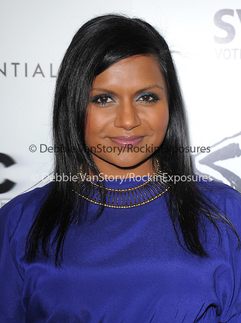 Mindy Kaling at The IFC Midnight L.A. Premiere of SUPER held at The Egyptian Theatre in Hollywood, California on March 21,2011                                                                               © 2010 Hollywood Press Agency