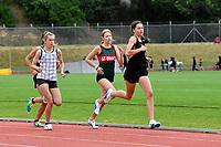 Athletics – Hutt/Girls Zone at Newtown Park, Wellington, New Zealand on Thursday 11 March  2021. <br /> Photo by Masanori Udagawa. <br /> www.photowellington.photoshelter.com