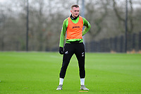 Ben Wilmot of Swansea City during the Swansea City Training at The Fairwood Training Ground in Swansea, Wales, UK.  Wednesday 08 January 2020