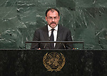 72 General Debate – 20 September <br /> <br /> Luis Videgaray, Foreign Affairs Minister of Mexico,