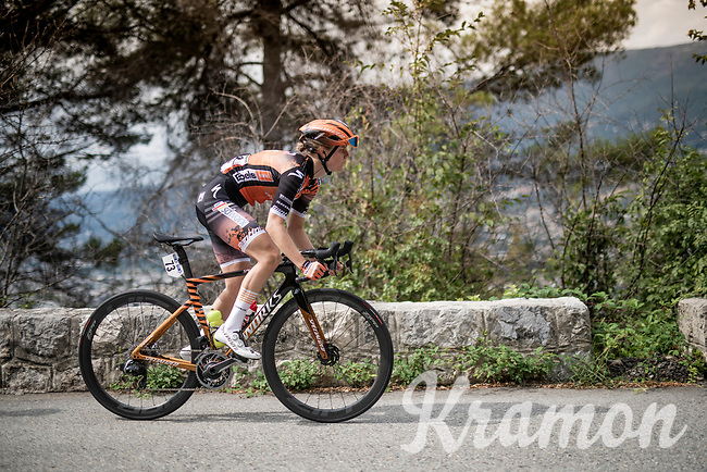 Amalie Dideriksen (DEN/Boels-Dolmans)<br /> <br /> 7th La Course by Tour de France 2020 <br /> 1 day race from Nice to Nice (96km)<br /> <br /> ©kramon