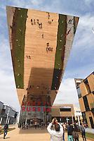 Milan 2 May 2015<br /> EXPO 2015. Veduta del padiglione della Russia.<br /> View of Russian Pavillion.<br /> Photo Livio Senigalliesi