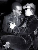 1978 <br /> New York City<br /> Elton John at Studio 54<br /> Credit: Adam Scull-PHOTOlink/MediaPunch