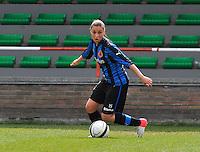 Club Brugge Dames B : Bo Heyse.foto DAVID CATRY / Nikonpro.be
