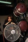 Various portraits & live photographs of shock rocker, Alice Cooper.