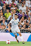 Daniel Ceballos Fernandez, Dani Ceballos, of Real Madrid in action during their Supercopa de Espana Final 2nd Leg match between Real Madrid and FC Barcelona at the Estadio Santiago Bernabeu on 16 August 2017 in Madrid, Spain. Photo by Diego Gonzalez Souto / Power Sport Images