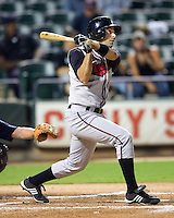 Stern, Adam 4964.jpg. Nashville Sounds at Round Rock Express. August 27th, 2009 at the Dell Diamond in Round Rock, Texas. Photo by Andrew Woolley.