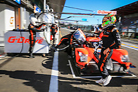 #26 G-DRIVE RACING (RUS) - AURUS 01/GIBSON - LMP2 - ROMAN RUSINOV (RUS) / NICK DE VRIES (NLD) / FRANCO COLAPINTO (ARG) / ROBERTO MERHI (ESP)