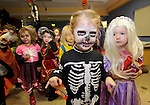Children from Ennis NS enjoying the annual  Clare Champion Halloween Party. Photograph by John Kelly.