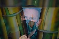 SAO PAULO, SP 26.05.21 - POLITICA-SP - João Doria Governador de São Paulo durante coletiva de imprensa na sede do Governo no Palacio dos Bandeirantes nesta nesta quarta-feira (Foto: Andre Ribeiro/Brazil Photo Press)
