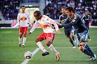 New York Red Bulls vs Los Angeles Galaxy October 30 2011