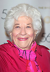 Charlotte Rae attending the 56th Annual Drama Desk Awards Arrivals at Hammerstein Ballroom in New York City.