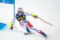 29th December 2020; Stelvio, Bormio, Italy; FIS World Cup Super G for Men;  Marco Odermatt of Switzerland in action during his run for the men Super G race